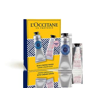 Zarte-Hände-Kit - Handpflege mit Sheabutter L'OCCITANE
