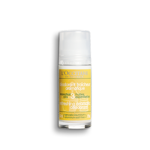 Aromachologie Aromatisch frisches Deodorant