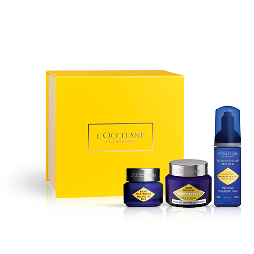 Gesichtspflege-Geschenkbox Immortelle Précieuse LSF