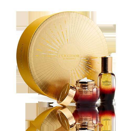 Gesichtspflege-Geschenkbox Harmonie Divine