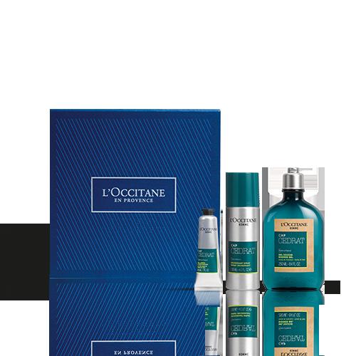 Körperpflege-Geschenkbox Cap Cédrat