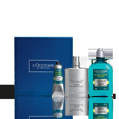 Parfum-Geschenkbox L'Homme Cologne Cédrat