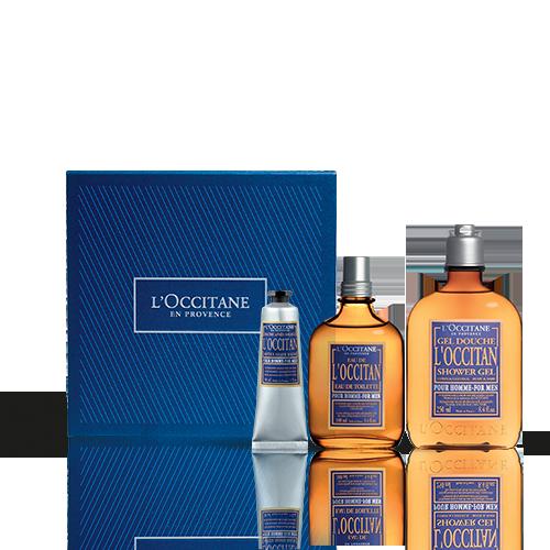 Parfum-Weihnachtsbox L'Occitan