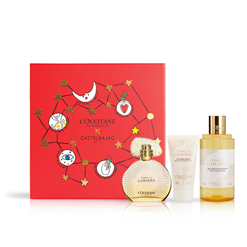 Parfum-Weihnachtsbox Terre de Lumière
