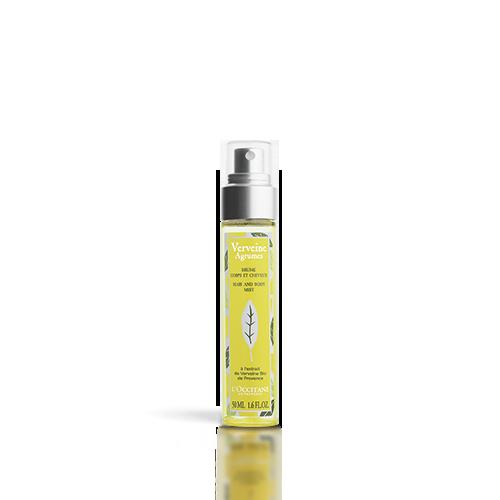 Sommer-Verbene Spray für Haare und Körper