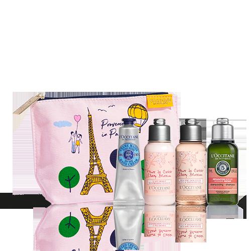 """Täschchen mit Beauty-Must-haves """"Provence in Paris"""""""
