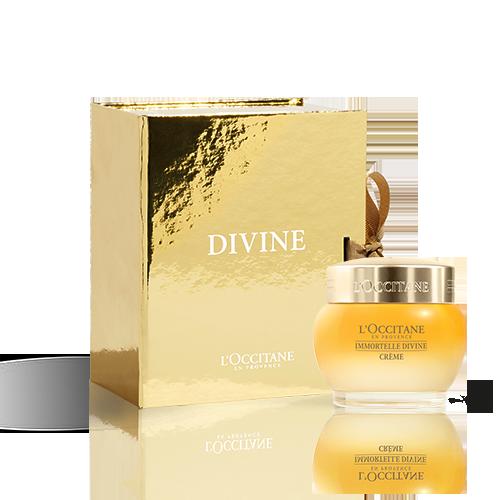 Gesichtspflege-Geschenkbox Immortelle Divine