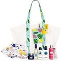 Sommer-Tasche mit Pareo und Beauty-Minis