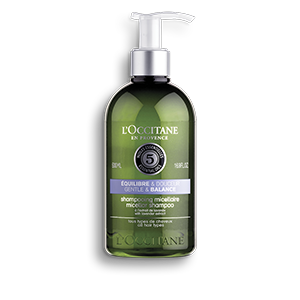 Aromachologie Sanfte Balance Shampoo 500ml L'OCCITANE
