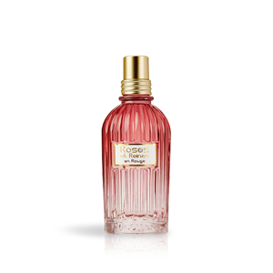 Eau de Toilette Rose en Rouge