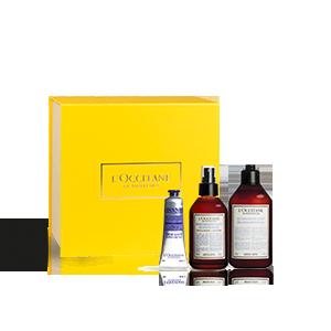 Entspannende Pflege-Geschenkbox L'OCCITANE