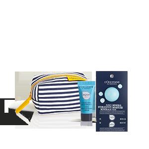 Feuchtigkeitspflege-Täschchen Aqua Réotier