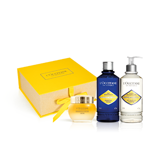 Geschenkbox Immortelle Divine - Anti-Aging L'OCCITANE
