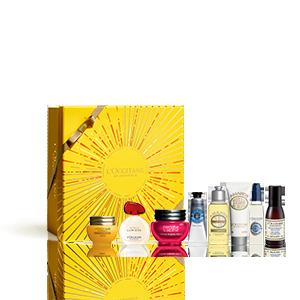 Geschenkbox mit Kultprodukten L'OCCITANE