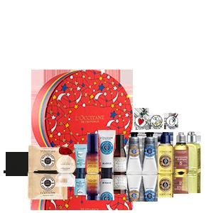 Geschenkbox mit Minis L'OCCITANE