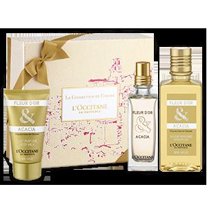 Geschenkbox Parfum Mimose & Akazie