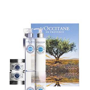 Gesichtspflege-Geschenkbox Sheabutter - L'OCCITANE