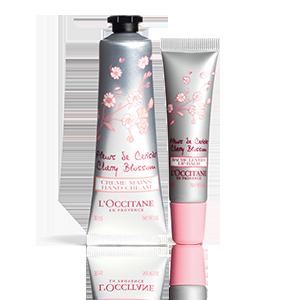 Hand- und Lippenpflege-Duo Kirschblüte