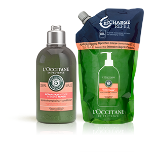 Intensiv-Repair Haarspülung & Nachfüllpackung L'OCCITANE