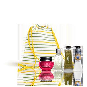 Jute-Rucksack für den Sommer