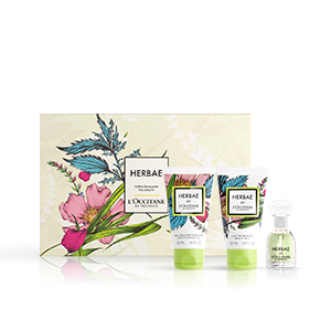 Kennenlern-Geschenkbox Herbae L'OCCITANE