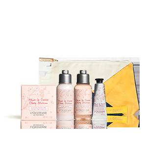 Kirschblüte-Täschchen - Körperpflege - L'Occitane