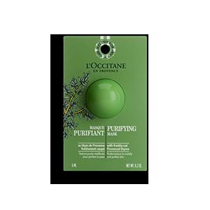L'OCCITANE Klärende Gesichtsmaske - Für die einmalige Anwendung