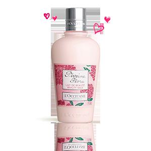 Körpermilch Pivoine Flora