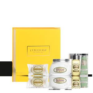 Körperpflege-Geschenkbox Mandel L'OCCITANE