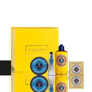 Körperpflege-Geschenkbox Sheabutter L'OCCITANE