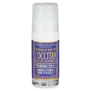 L'Occitan Roll-On Deodorant Männer