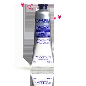 Lavendel Handcreme