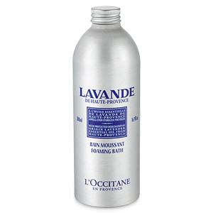 Lavendel Schaumbad