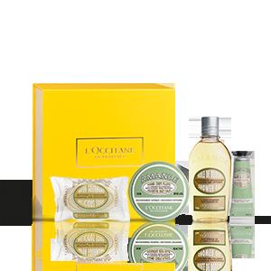 Mandel Geschenkbox mit Balsam & Duschöl L'OCCITANE