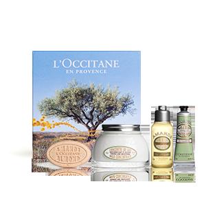 Mandel Körperpflege-Geschenkset L'OCCITANE
