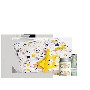 Mandel Körperpflege-Täschchen