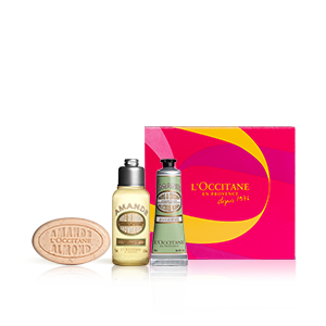 Mini-Geschenkbox Mandel
