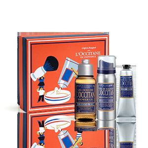 Mini-Pflege-Geschenkbox L'Occitan - Männer - L'OCCITANE