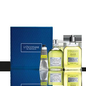 Parfum-Weihnachtsbox Cédrat L'OCCITANE