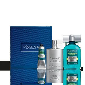 Parfum-Weihnachtsbox L'Homme Cologne Cédrat L'OCCITANE