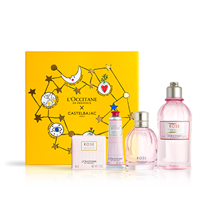 Parfum-Weihnachtsbox Rose L'OCCITANE