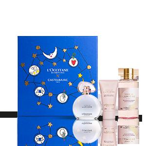 Parfum-Weihnachtsbox Terre de Lumière L'Eau 50ml L'OCCITANE
