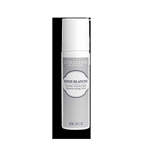 Reine Blanche Blütenweißes Gesichtsspray