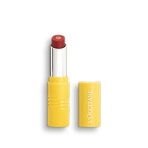 Roter Fruchtiger Lippenstift Red-y to play?  L'OCCITANE