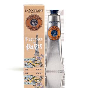 Sheabutter Fußcreme Provence in Paris 75ml | L'OCCITANE