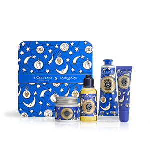 Weihnachtsbox Karité Must-haves L'OCCITANE