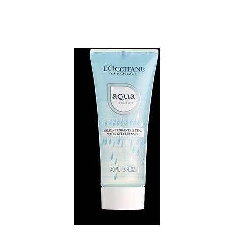 Aqua Réotier Aqua-Gesichtsreinigungsgel - Reisegröße