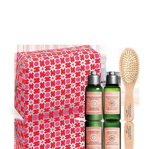 Aromachologie Haarpflege-Täschchen