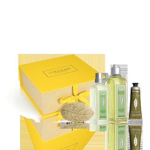 Duft-Geschenkbox Minzfrische Verbene