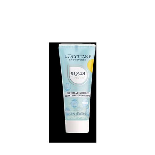 Aqua Réotier Ultra-feuchtigkeitsspendendes Gesichtsgel - Reisegröße